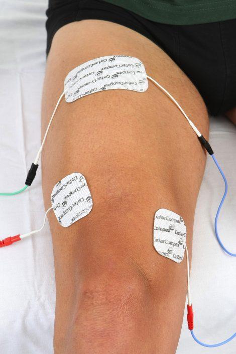 Elektrotherapie - Therapie im igia Ambulatorium