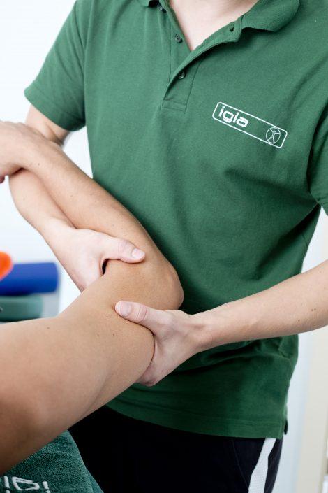 Physiotherapie und Bewegungstherapie - igia