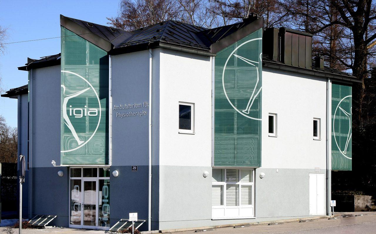 igia Ambulatorium für Physiotherapie in Salzburg Aigen