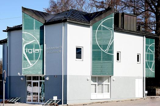 Standorte - igia Ambulatorium Salzburg Aigen