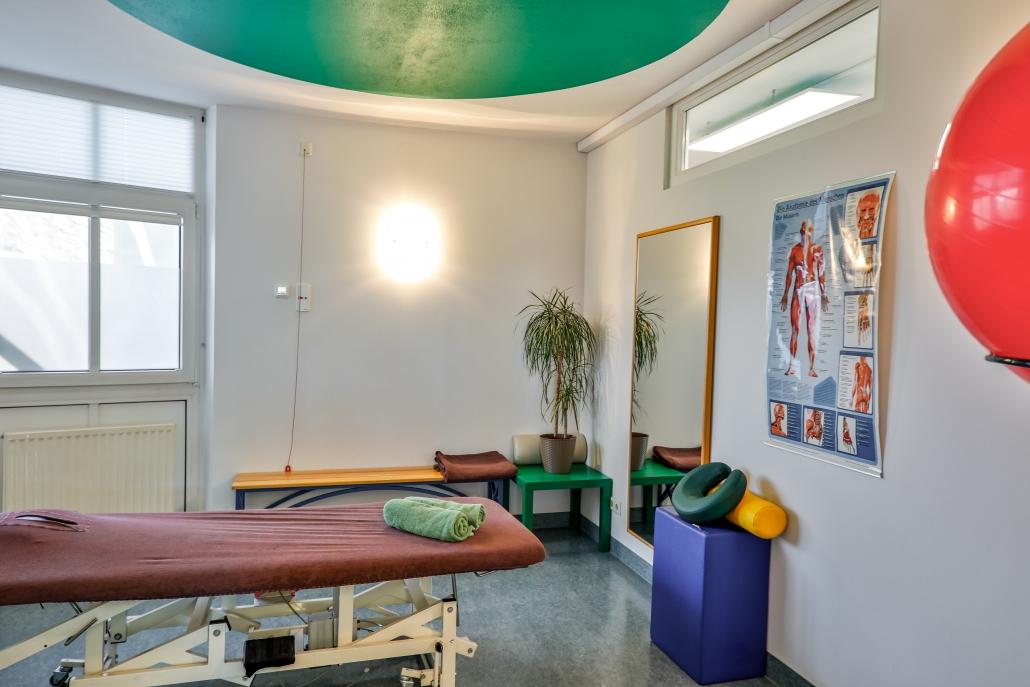 igia - Physiotherapieraum